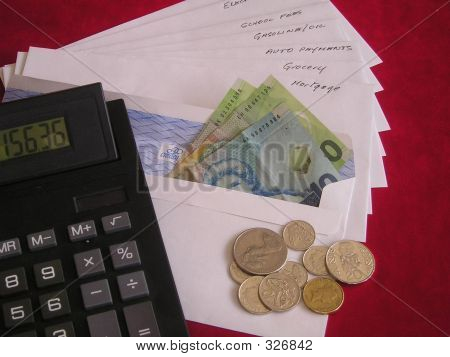 Home Budgeting Kit