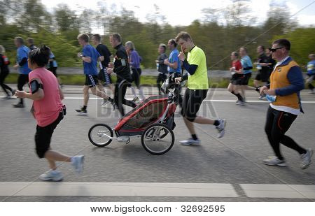 Baby Stroller Run