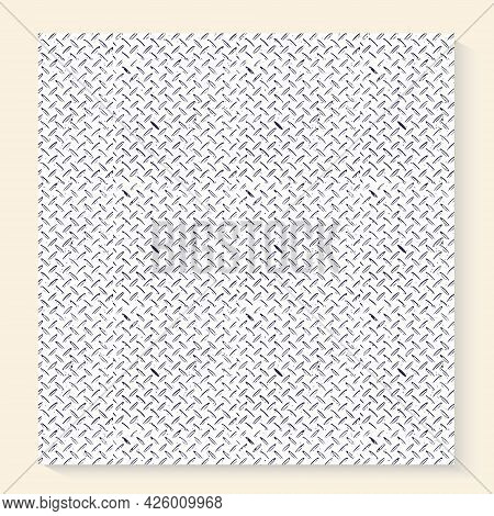 Seamless Abstract Colorful Grunge Texture Pattern. The Striking Pattern To Add Texture To Illustrati