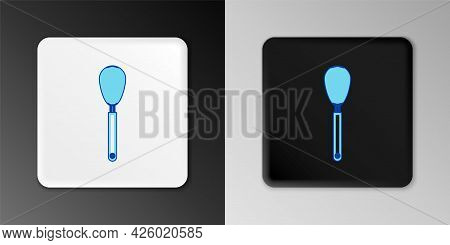 Line Kitchen Whisk Icon Isolated On Grey Background. Cooking Utensil, Egg Beater. Cutlery Sign. Food