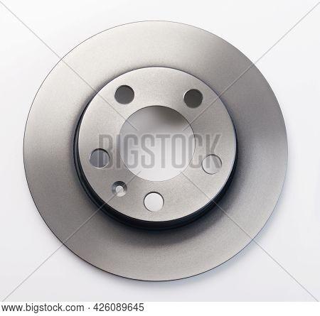 Shiny Metal Break Car Disc