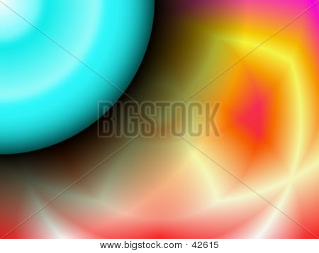 Generated Abstract Background
