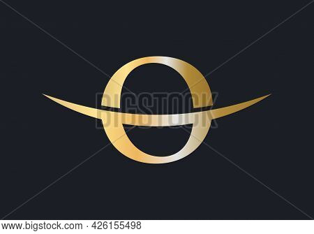 Modern O Logo Design For Business And Company Identity. Creative O Letter Logo Design