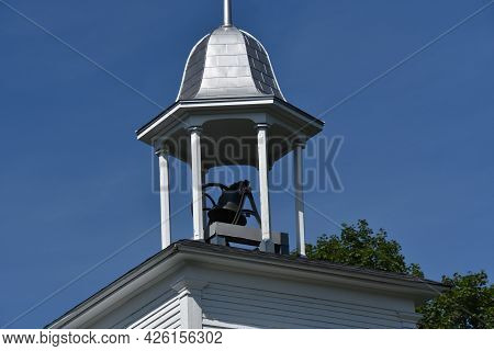 The Old Little Tower Bell Of The Town