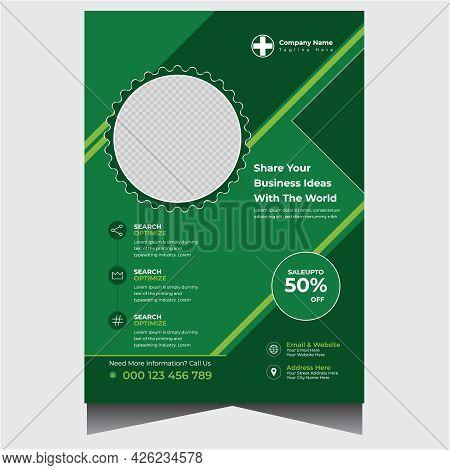 Special Creative Corporate Business Flyer Design Template