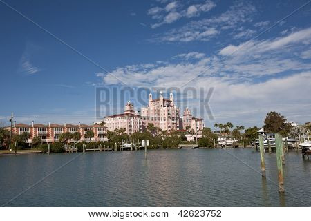 Upscale resort in St. Pete's Beach, Florida