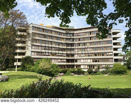 Geriatric Clinic Saint Gall (geriatrische Klinik Sankt Gallen), St. Gallen - Switzerland (schweiz)