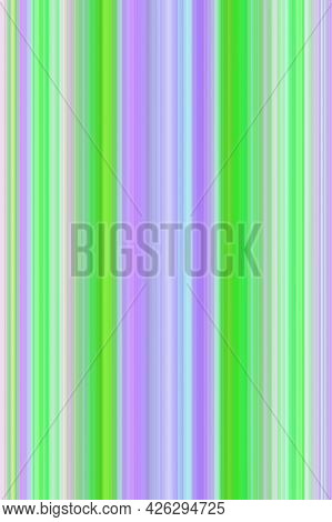 Abstract Background With Gradient Vitamin Color Vertical Stripes, Illustration