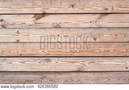 Grunge Wooden Brown Background. Wood Timber Texture