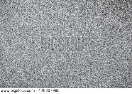 Gray Marble Texture Floor Background. Old Dark Cement Concrete Construction Pattern.  Limestone Surf