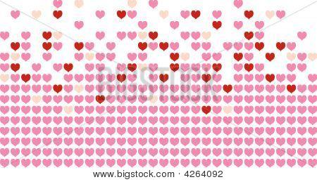 Hearts Mosiac