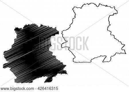 Garmisch-partenkirchen District (federal Republic Of Germany, Rural District Upper Bavaria, Free Sta