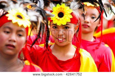 Street dancer colorful custom