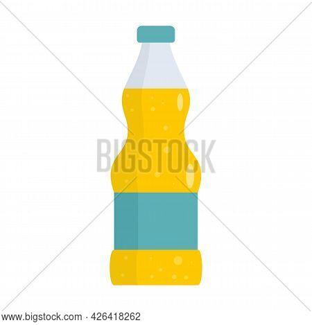 Soda Icon. Flat Illustration Of Soda Vector Icon Isolated On White Background