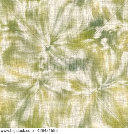 Seamless Luxurious Fancy Nostalgic Abstract Floral Pattern For Surface Design And Print