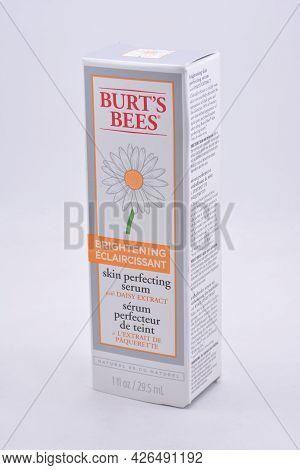 Manila, Ph - July 9 - Burts Bees Brightening Skin Perfecting Serum With Daisy Extract On July 9, 202