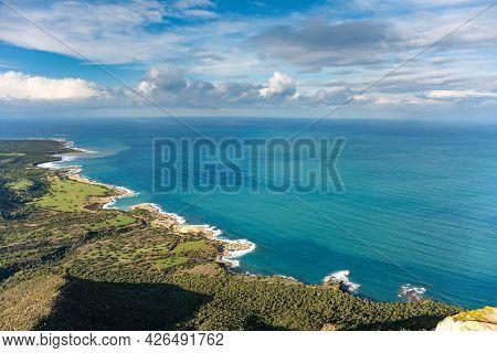 Landscape Of Akamas Peninsula National Park, Cyprus