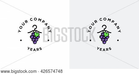 Unique And Professional Laundry Logo With An Attractive And Attractive Appearance