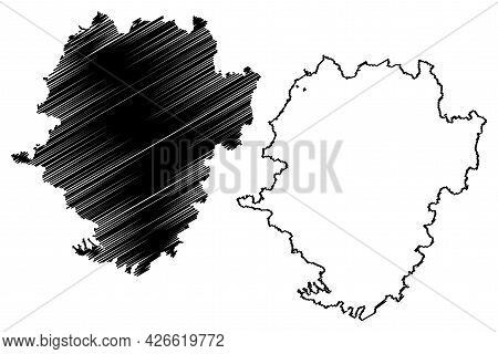 Hassberge District (federal Republic Of Germany, Rural District Lower Franconia, Free State Of Bavar