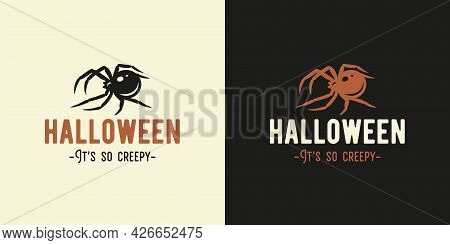 Halloween Insect Or Spider For Halloween Print