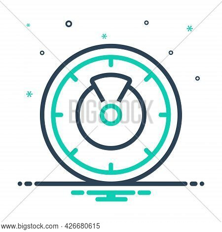 Mix Icon For Timer Clock Quick Accurate Watch Deadline Countdown