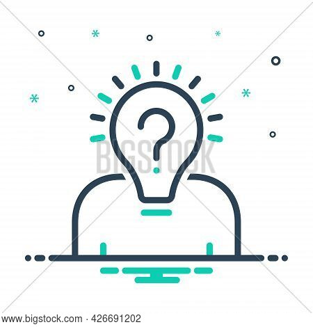 Mix Icon For Originality Smart-ideas Smart Ideas Creative Innovation Invention Inspiration Inventive