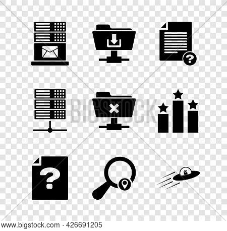 Set Mail Server, Ftp Folder Download, Unknown Document, , Search Location And Ufo Flying Spaceship A