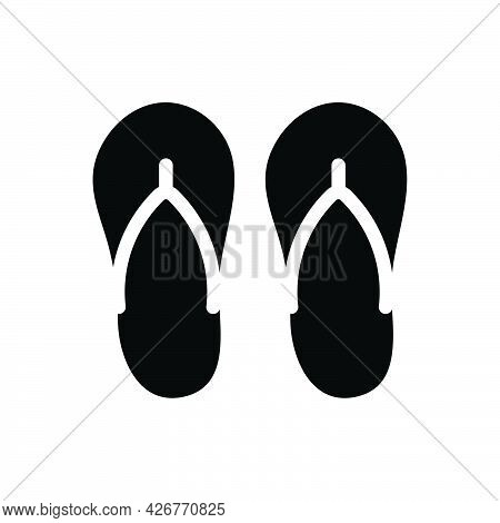 Footwear Icon. Meticulously Designed Vector Eps File.