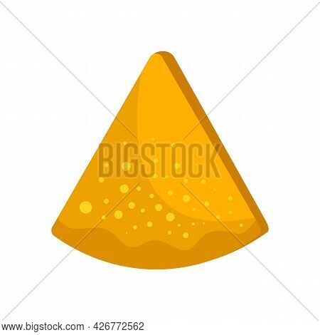 Greek Seafood Icon. Flat Illustration Of Greek Seafood Vector Icon Isolated On White Background