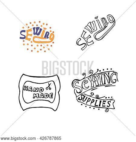 A Set Of Vector Inscriptions