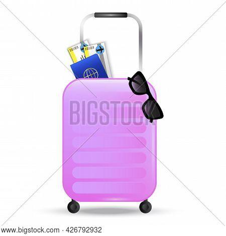 Travel Concept. Business Concept. Covid Corona Virus Concept. Vector Illustration. Stock Image.