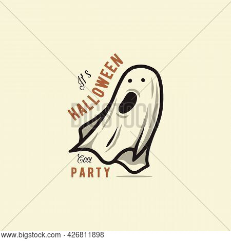 Spirit Halloween Or Ghost For Halloween Print