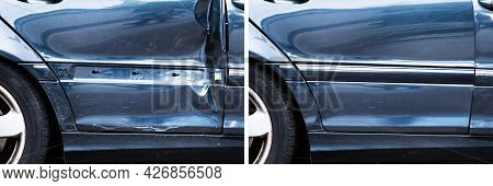 Photo Of Car Dent Repair Before And After