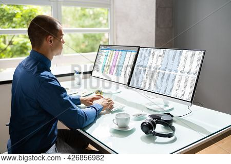 Spreadsheet Analyst Employee Or Professional Medical Coder
