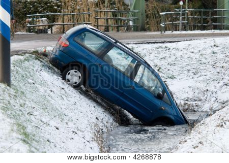 Winter Accident