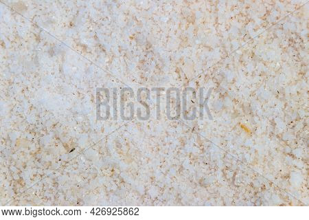 Natural Salt Crystal Texture, Macro, Close-up. Salty Lake Shore Background