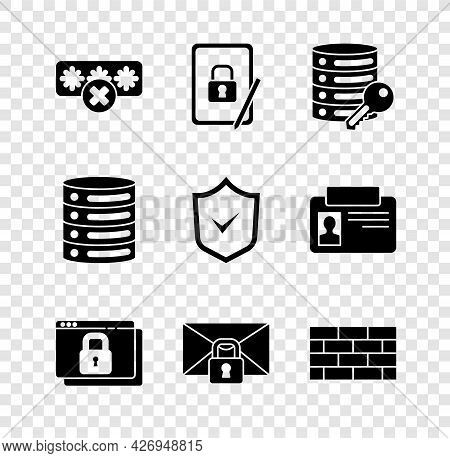 Set Password Protection, Server Security Key, Secure Your Site Https, Ssl, Mail Message Password, Fi