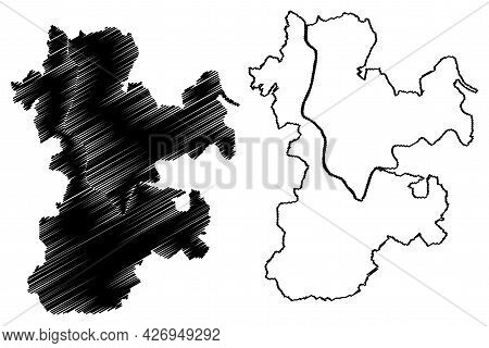 Miltenberg District (federal Republic Of Germany, Rural District Lower Franconia, Free State Of Bava