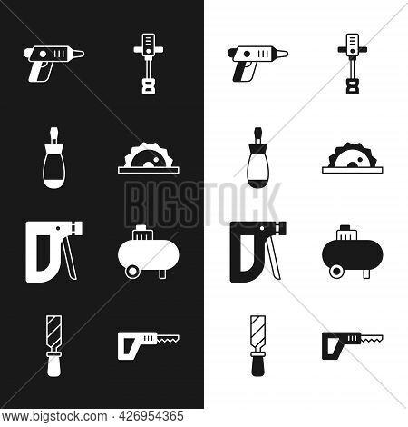 Set Electric Circular Saw, Screwdriver, Cordless Screwdriver, Electrical Hand Concrete Mixer, Constr