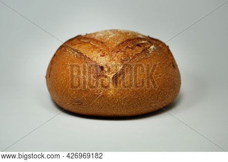 Organic Village Bread, Floury Products, Bakery And Bakery
