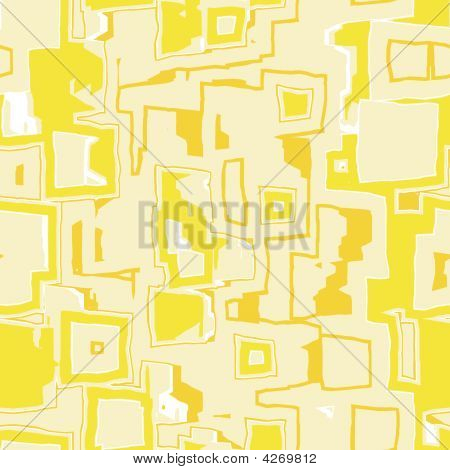 Abstract Yellow Seamless
