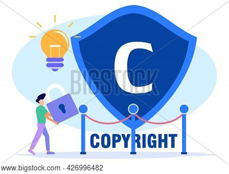 Vector Illustration, Imitating Thinking One's Ideas, Impure Creations. Created Illegally. Copyright