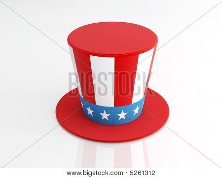 Uncle Sam's Hat Second Version