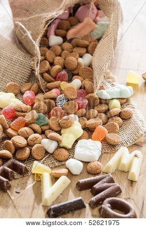 Traditional Sinterklaas Candy