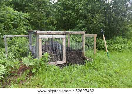 Rural Compost Bin