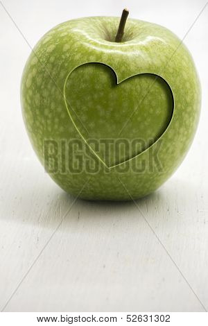 Green Apple And Health