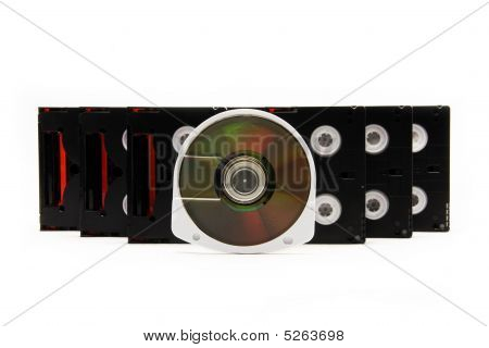 Tapes And Mini Disk