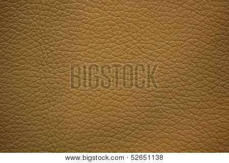 Light Brown Leather Texture