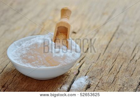 baking soda shoot in studio