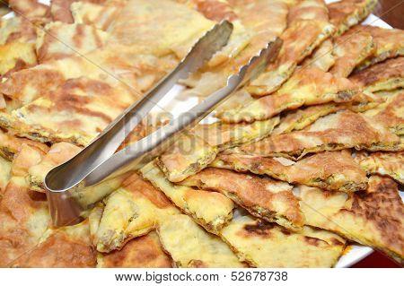 Snacks Omelet